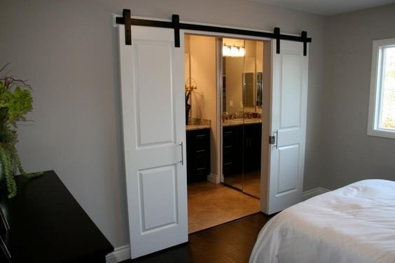 Best Barn Doors Master Bedrooms And Grand Entrance On Pinterest With Pictures