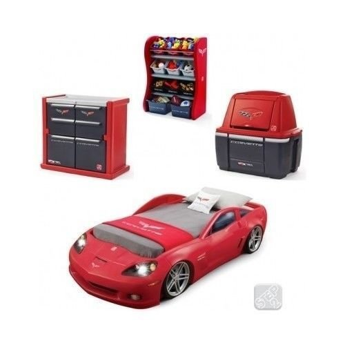 Best Kids Car Bed Boys Toddler Cars Disney Twin Bedroom With Pictures