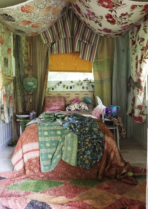 Best 40 Bohemian Chic Bedroom Design Ideas Love The Idea Of With Pictures