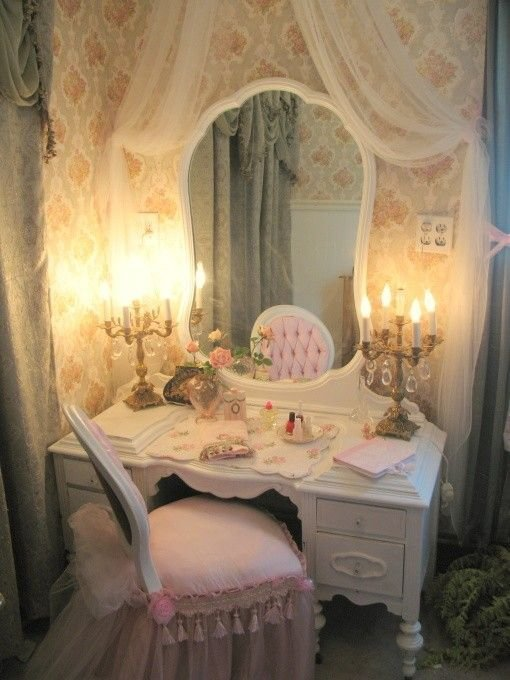 Best Pastel Dressing Tables And Love The On Pinterest With Pictures