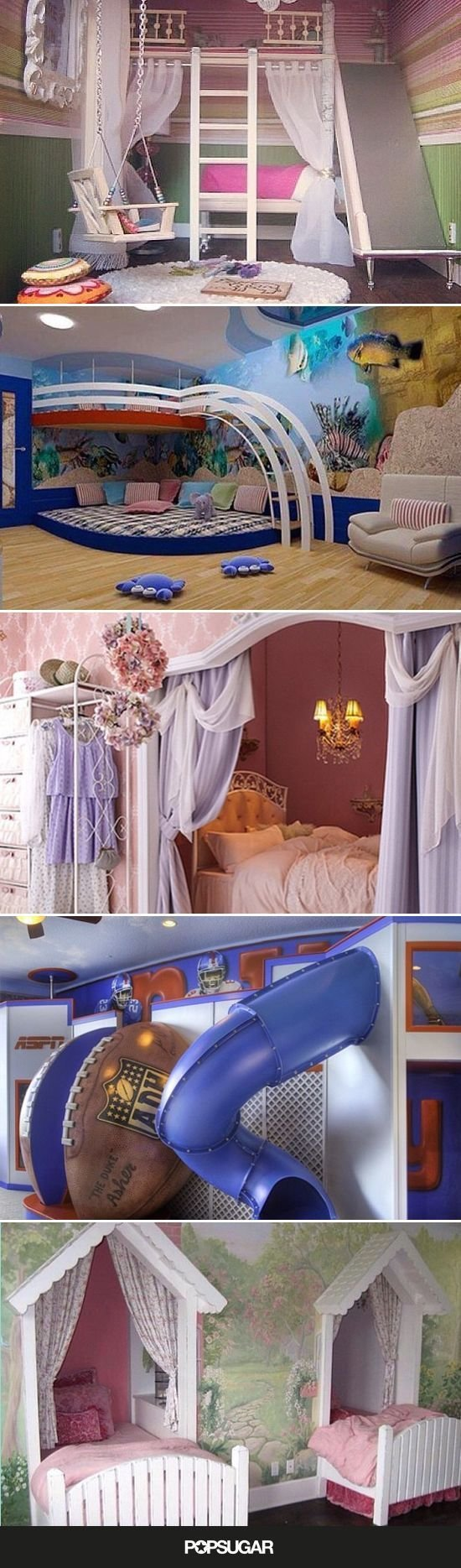 Best These 26 Crazy Kids Rooms Will Make You Want To With Pictures