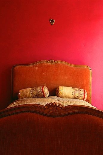 Best Red Rooms Valentine S Day Inspired Interior Design Bob With Pictures