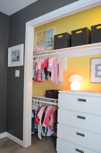 Best The Closet Splash Of Color And The Splash On Pinterest With Pictures