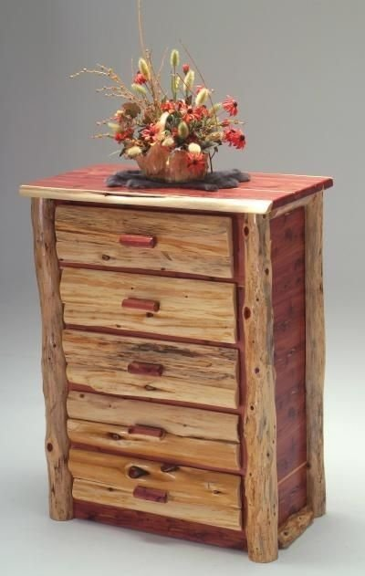 Best Red Cedar Chest Of Drawers And Logs On Pinterest With Pictures