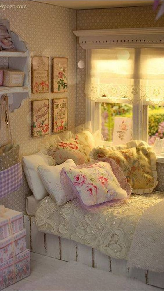 Best Shabby Chic Shabby And T**N Girl Bedrooms On Pinterest With Pictures