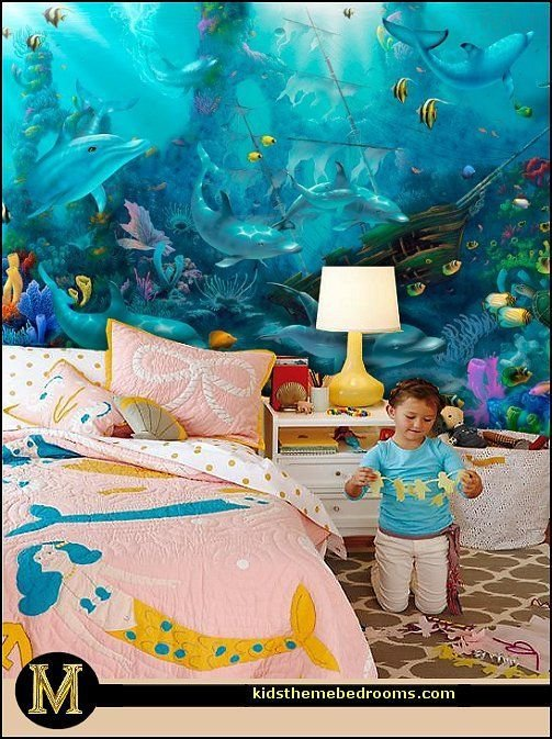 Best Dolphins Bedroom Ideas And Murals On Pinterest With Pictures