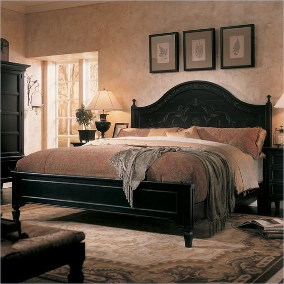 Best Stanley Furniture Signatures Portofino Painted Panel Bed With Pictures