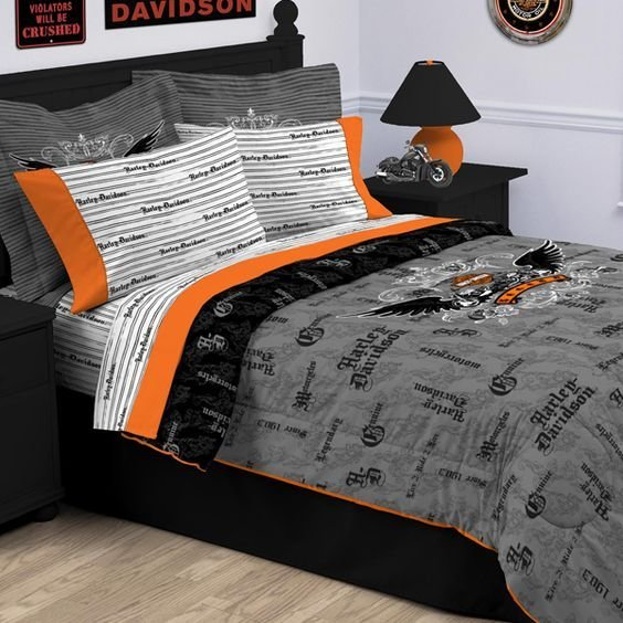 Best Harley Davidson Bedroom Decor Yahoo Search Results With Pictures