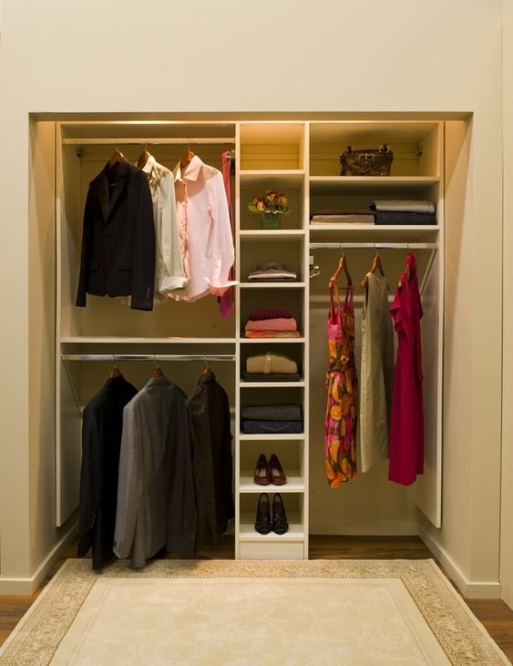 Best Closet Ideas For Rooms Without Closets Closet Ideas For With Pictures