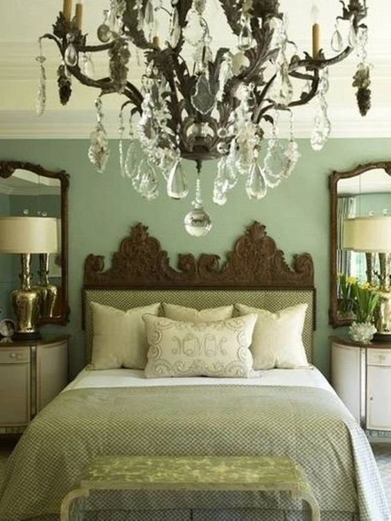 Best Green Bedroom Curtains Sage Green Bedroom And Shabby On With Pictures