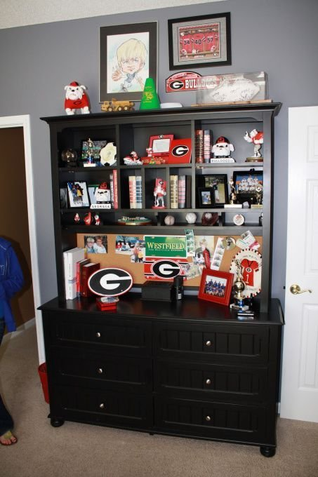 Best Georgia Bulldogs Dream Bedroom Bedrooms For Boys With Pictures