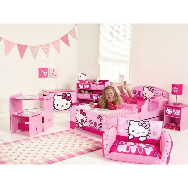Best Hello Kitty Toddler Bedding Set Toddler Bedding Sets With Pictures
