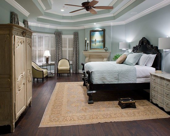 Best Oyster Bay Sherwin Williams Paint Color Bedroom Makeover With Pictures