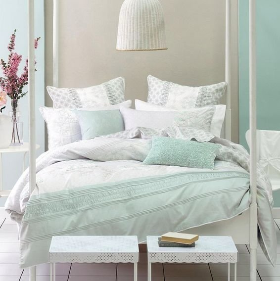 Best Lovely Mint And Cream Room Inspiration Pinterest With Pictures