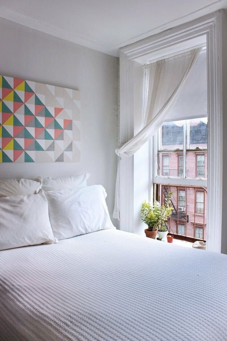 Best 17 Best Ideas About Small White Bedrooms On Pinterest With Pictures