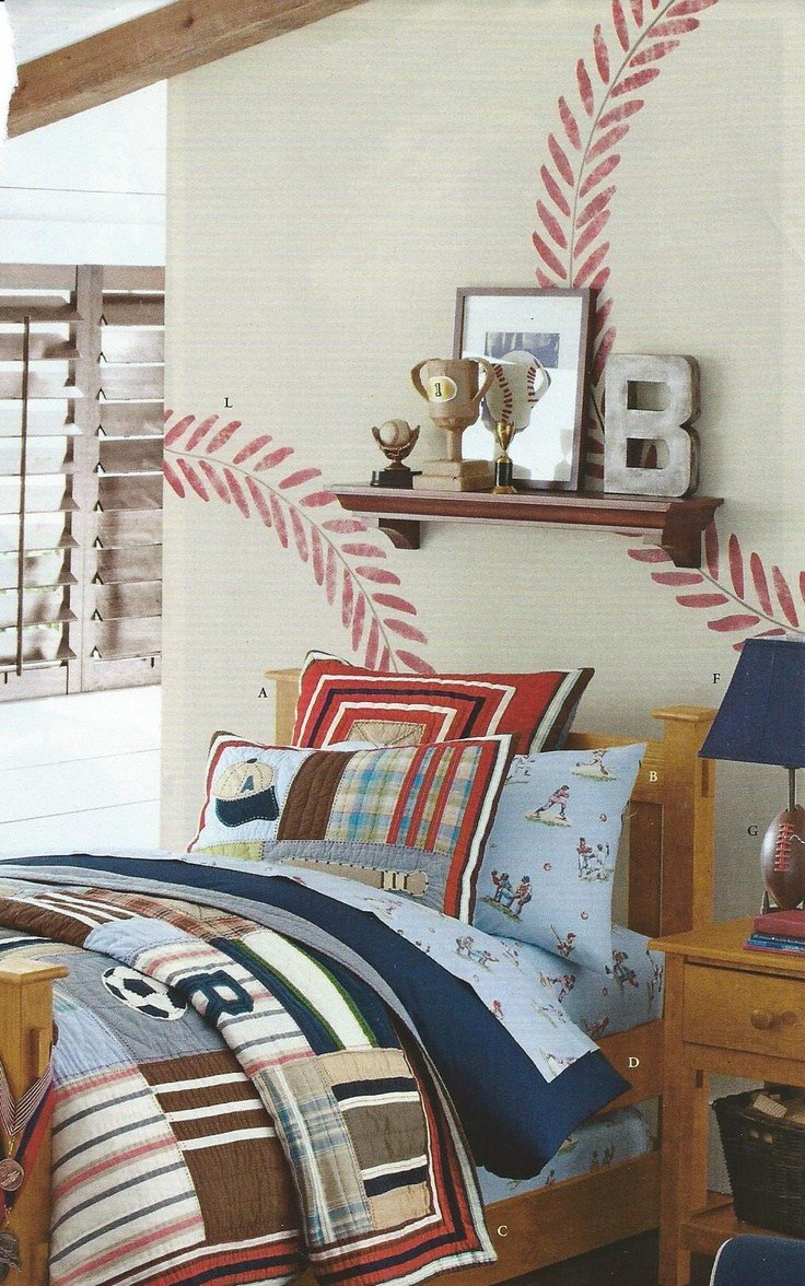 Best 17 Best Ideas About Baseball Theme Bedrooms On Pinterest With Pictures