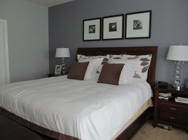Best Brown And Gray Bedroom Casa Pinterest Grey Modern With Pictures