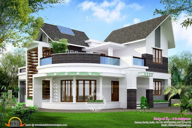 Best Modern Unique 3 Bedroom House Design Ground Floor2 With Pictures