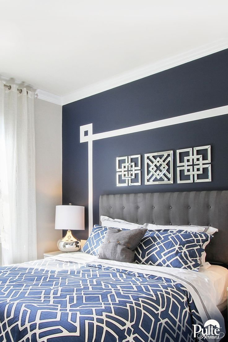 Best 20 Navy Bedroom Decor Ideas On Pinterest Navy Master Bedroom Reclaimed Wood Bedroom And With Pictures