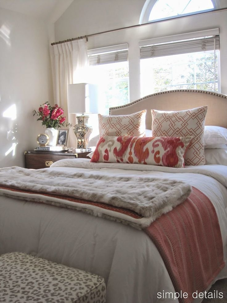 Best 25 Neutral Bedrooms With Pop Of Color Ideas On Pinterest With Pictures