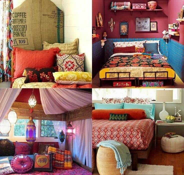 Best Boho Indie Bedroom Ideas With Pictures - October 2020 ...