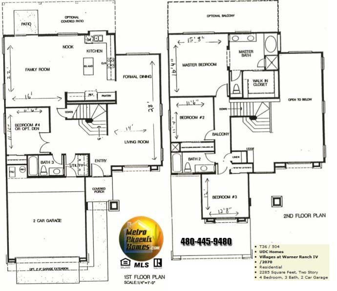 Best House Floor Plans 2 Story 4 Bedroom 3 Bath Plush Home With Pictures