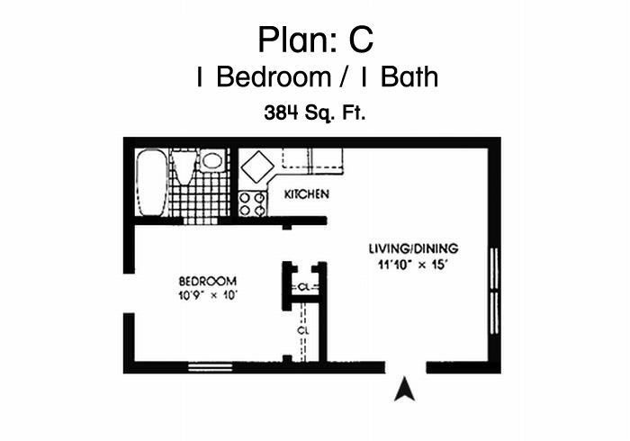 Best 287 Best Images About Small Space Floor Plans On Pinterest One Bedroom Guest Houses And With Pictures