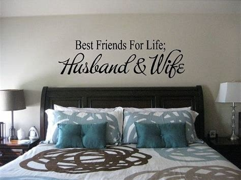 Best Friends For Life Husband Wife Wall Quote Vinyl With Pictures