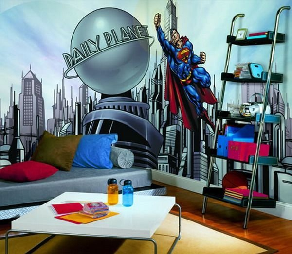 Best 25 Best Ideas About Superman Bedroom On Pinterest Boys With Pictures