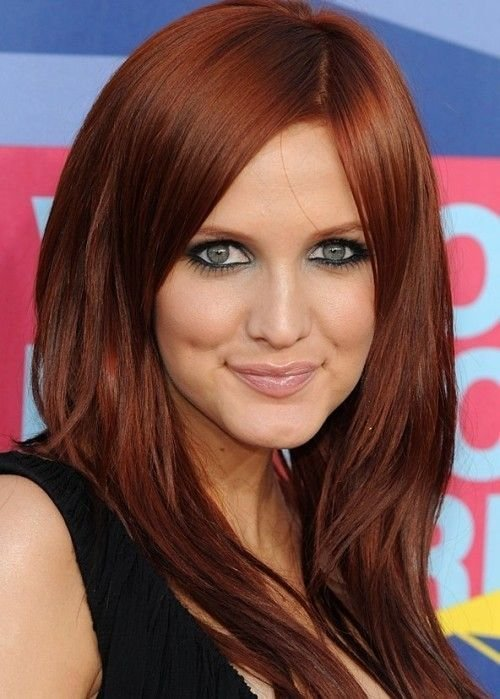 Free Best Red Hair Color For Fair Skin And Blue Eyes Google Wallpaper