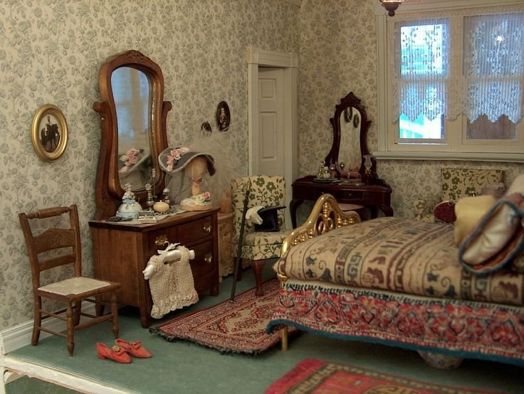Best 194 Best Images About Edwardian Dollhouse Inspiration On With Pictures