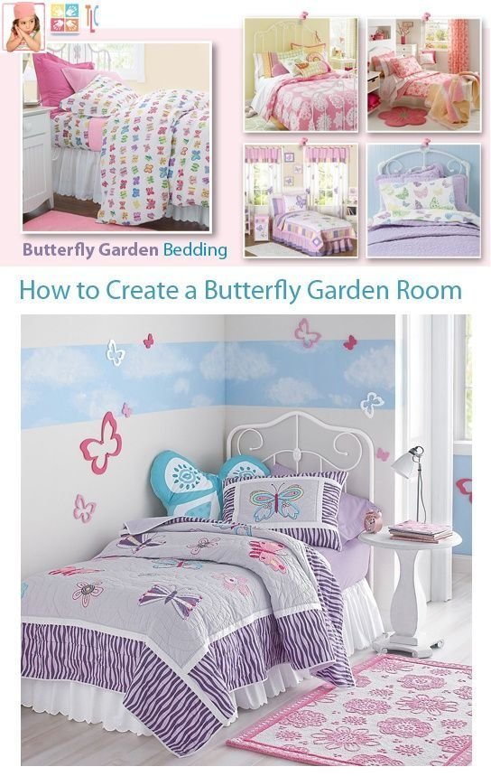Best 1000 Ideas About Butterfly Bedroom On Pinterest Pink With Pictures