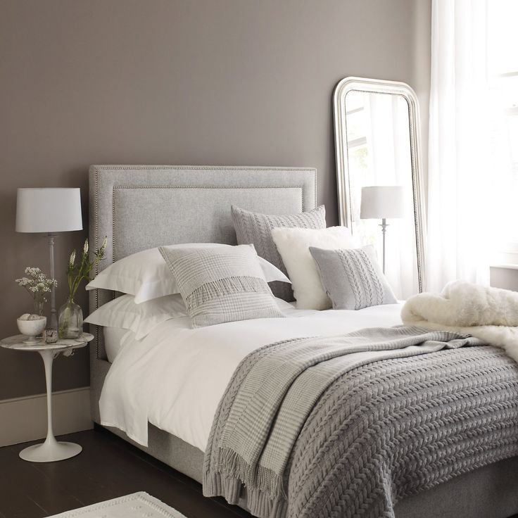 Best 17 Best Ideas About Grey Brown Bedrooms On Pinterest With Pictures