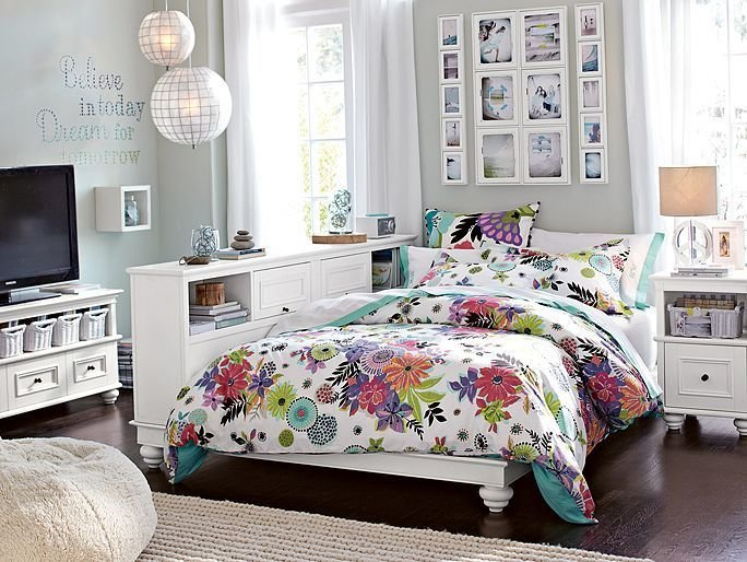 Best Pbteen Chelsea Tropical Garden Bedroom On Pbteen Com With Pictures