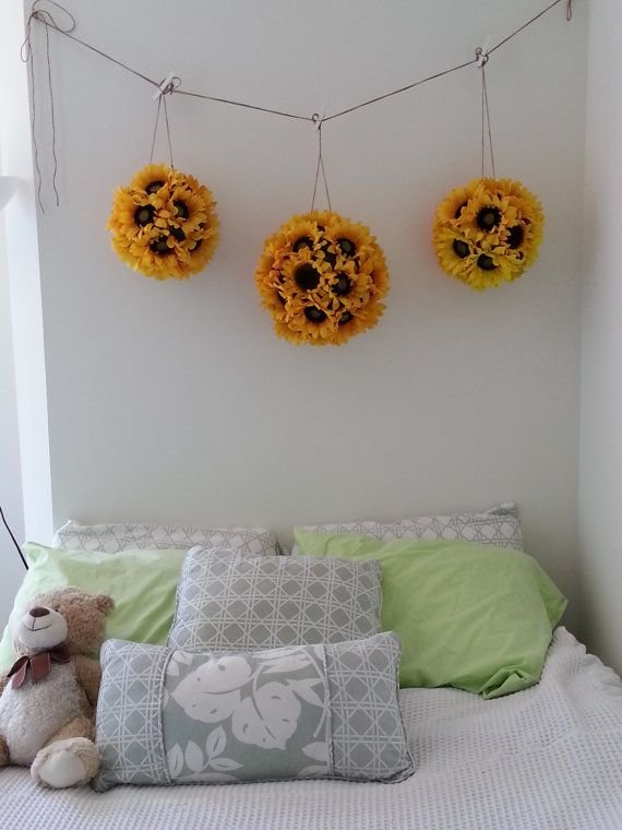 Best 17 Best Ideas About Sunflower Room On Pinterest With Pictures