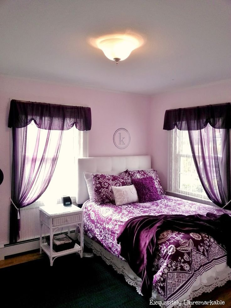 Best 25 Purple T**N Bedrooms Ideas On Pinterest With Pictures
