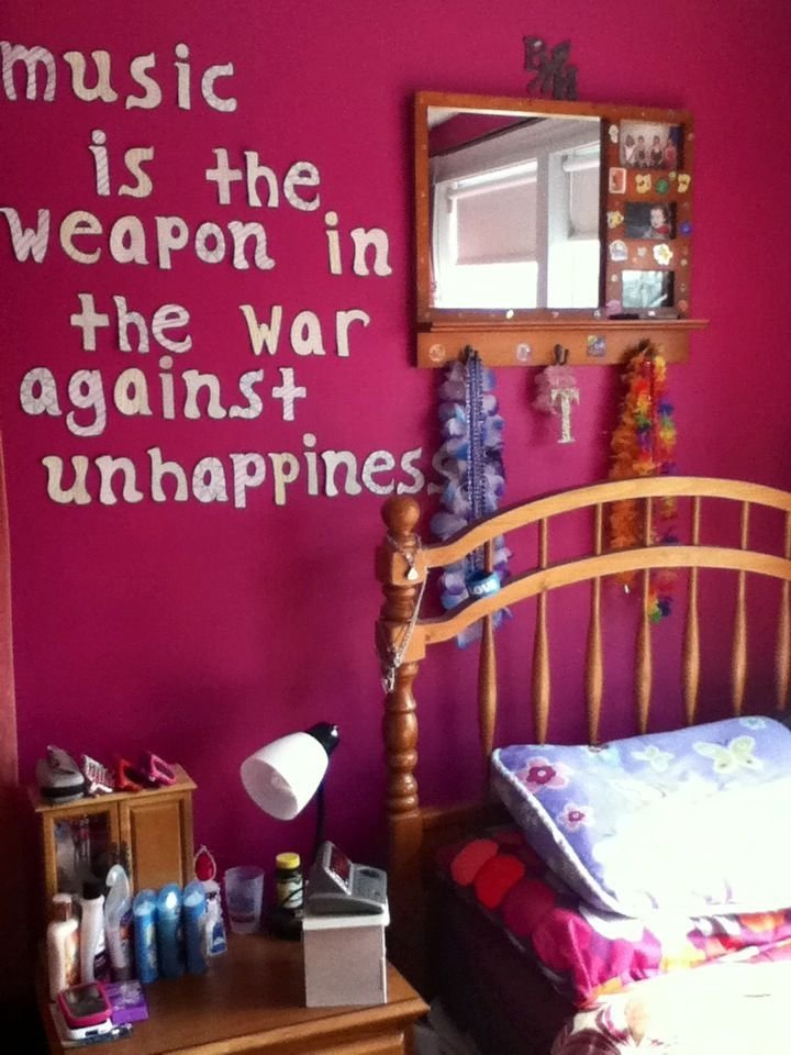 Best 25 Teenage Bedroom Quotes Ideas Only On Pinterest With Pictures