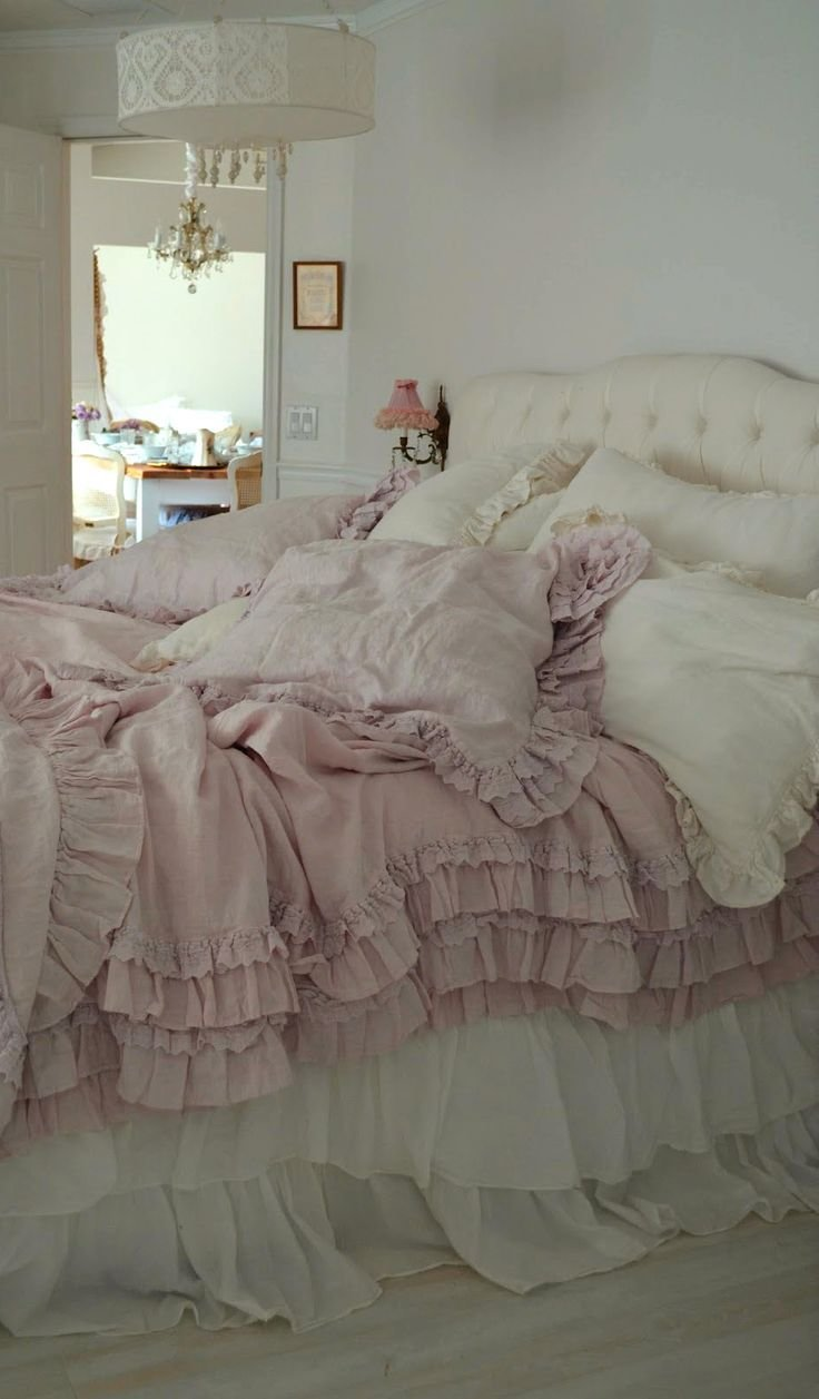 Best Bedroom White Pink Black Chippy Shabby Chic With Pictures