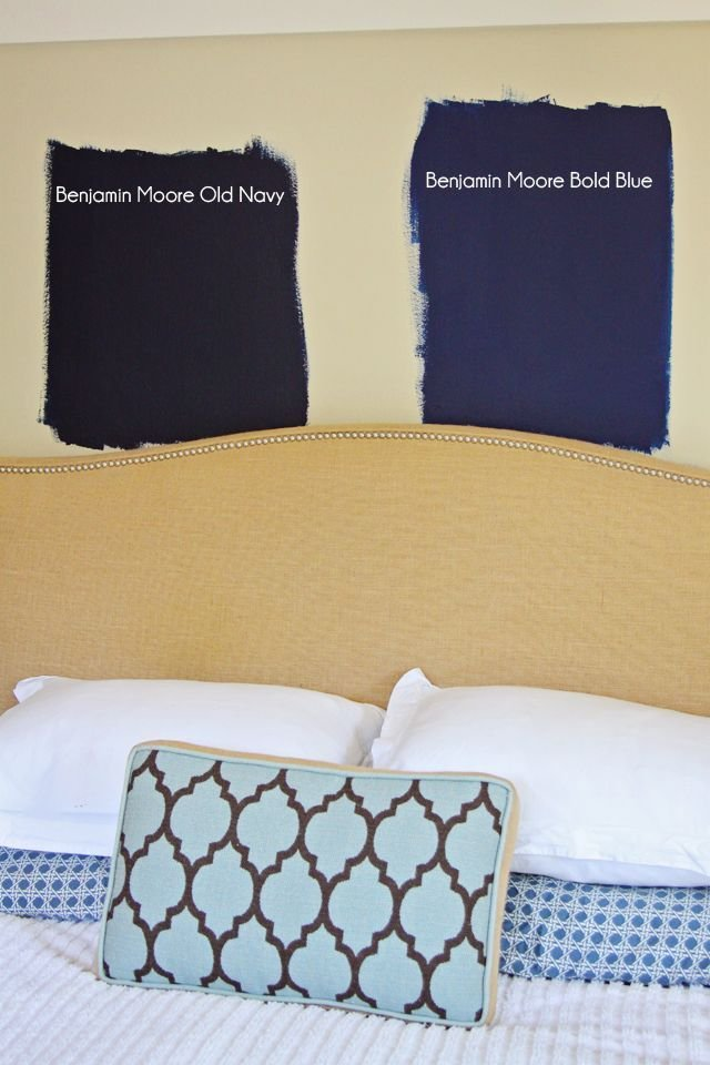 Best Benjamin Moore Bold Blue Bedroom Pinterest Blue And With Pictures