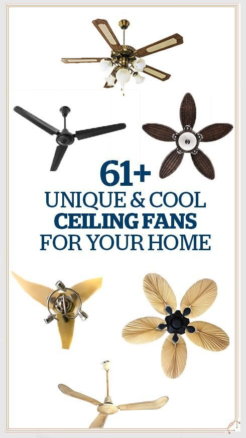 Best 25 Best Ideas About Unique Ceiling Fans On Pinterest With Pictures