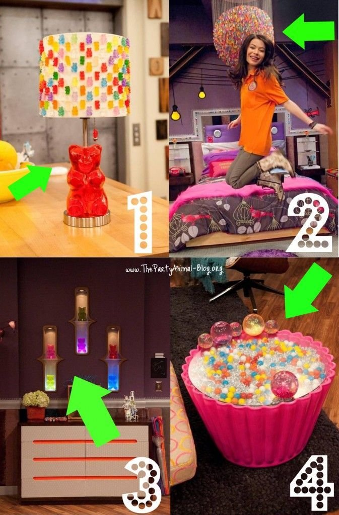 Best 25 Best Ideas About Icarly Bedroom On Pinterest Be Rich With Pictures