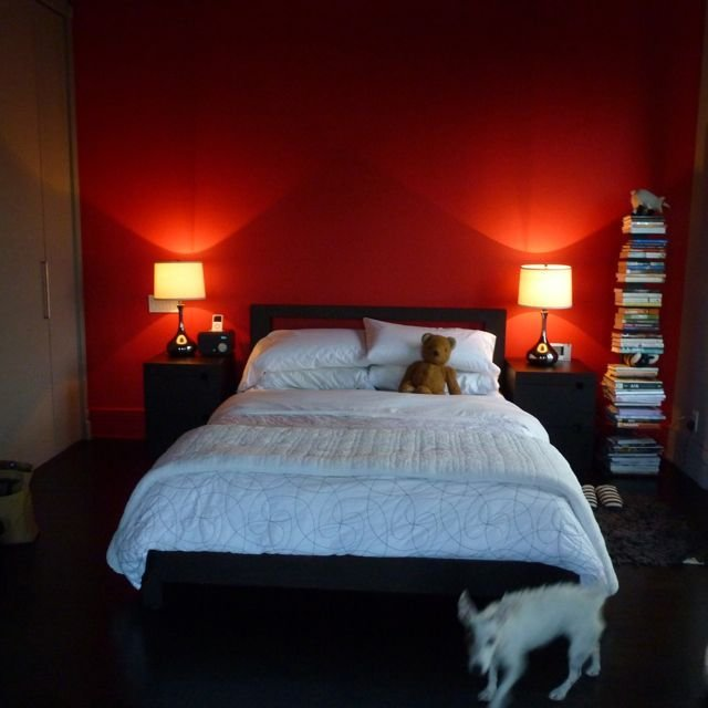 Best 25 Red Bedroom Walls Ideas On Pinterest With Pictures