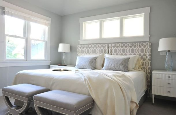 Best Blue Gray Bedroom Sherwin Williams Upward Paint Colors Pinterest Window White With Pictures