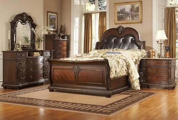 Best Monte Carlo 7 Pc King Bedroom All About Bedrooms With Pictures