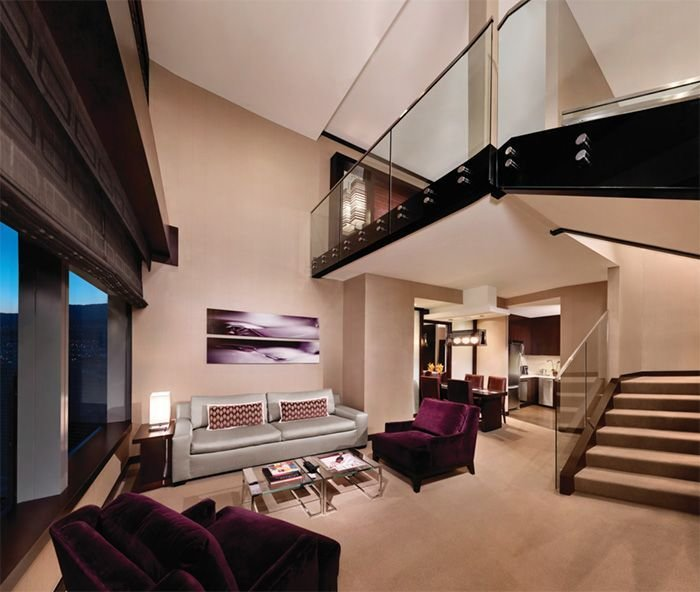 Best Vdara Two Bedroom Loft Pretty Vegas Hotel Suites With Pictures