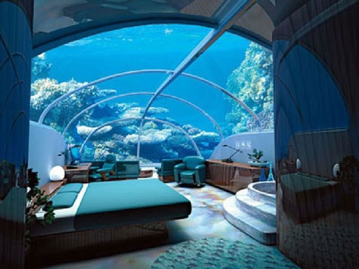 Best Dubai Hotel Rooms Dubai Underwater Hotel Room Photos With Pictures