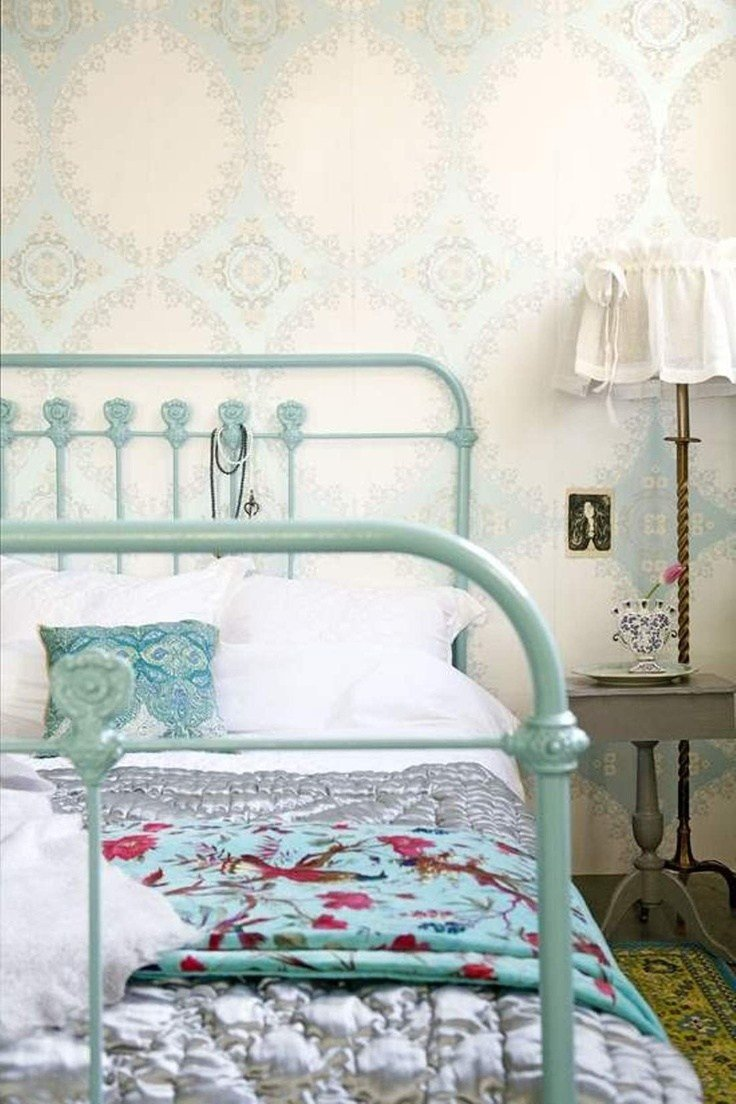 Best 25 Best Ideas About Painted Iron Beds On Pinterest Iron With Pictures
