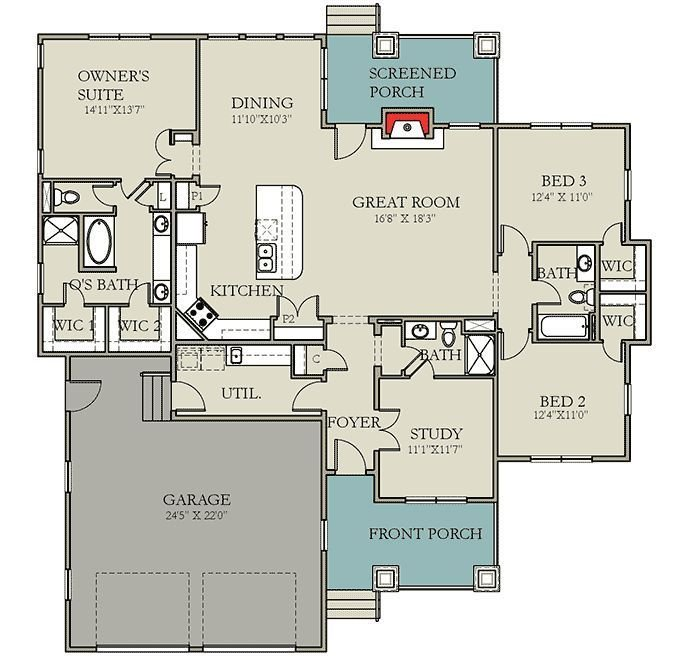 Best 25 Best Ideas About Bungalow Floor Plans On Pinterest With Pictures