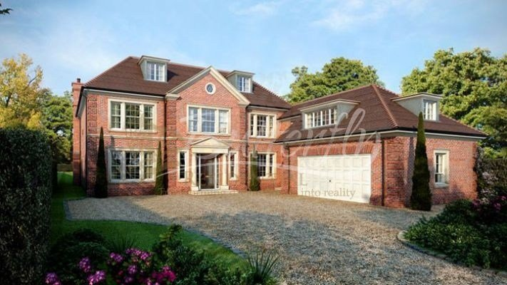 Best New Build Uk Wentworth Woodberry House £3 950 000 A With Pictures