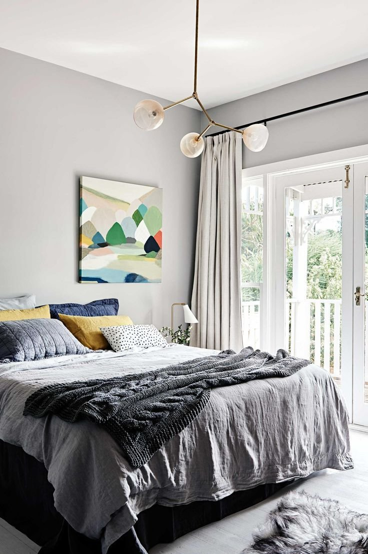 Best Let Your Art Take Center Stage Beautiful Bedroom Ideas With Pictures